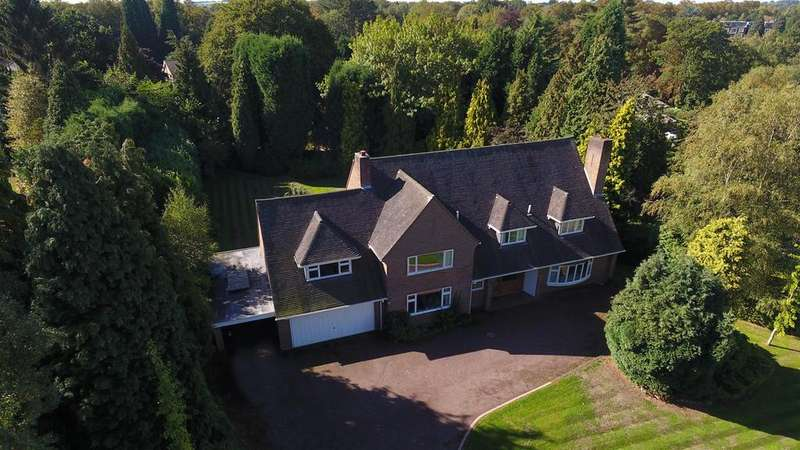 5 Bedrooms House for sale in Squirrel Walk, Little Aston, Sutton Coldfield