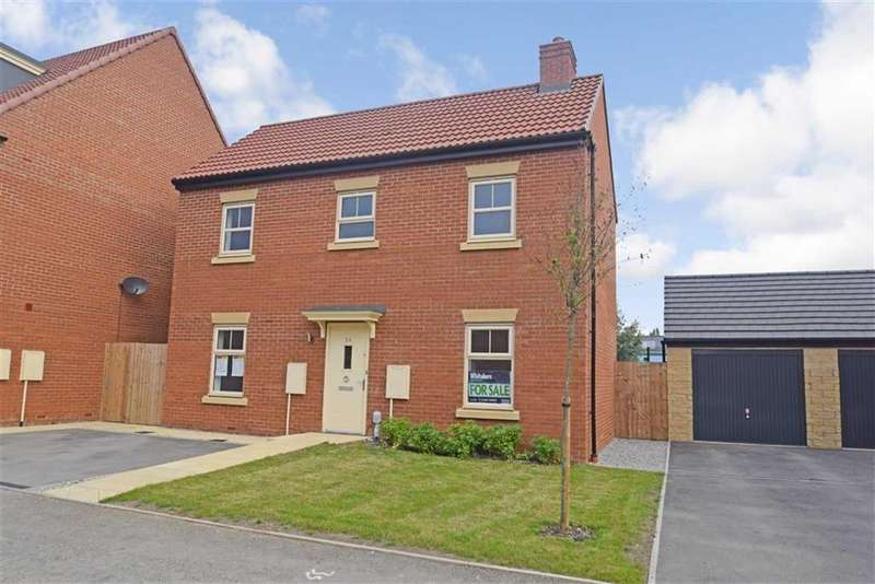 3 Bedrooms Detached House for sale in Frances Brady Way, Hull, East Yorkshire, HU9