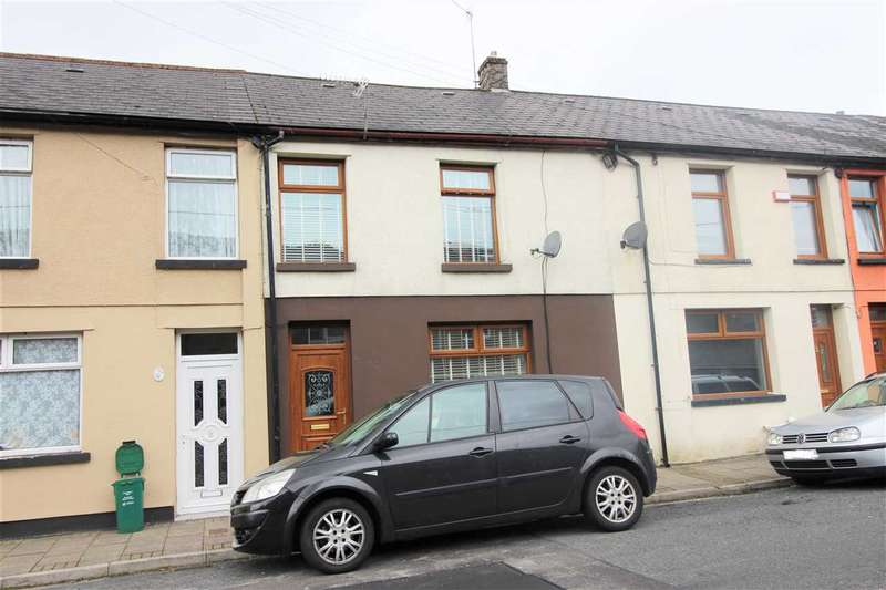 3 Bedrooms Terraced House for sale in Maerdy Road, Maerdy