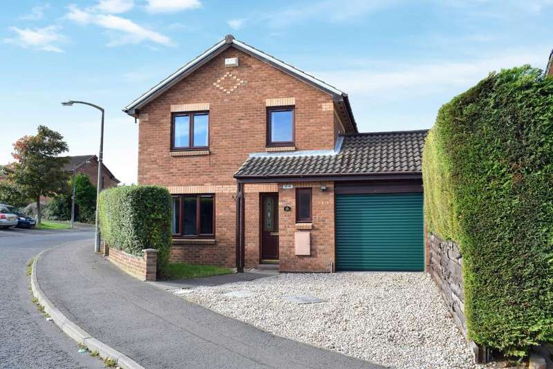 3 Bedrooms Detached House for sale in 10 Corbieshot, Duddingston, EH15 3RY