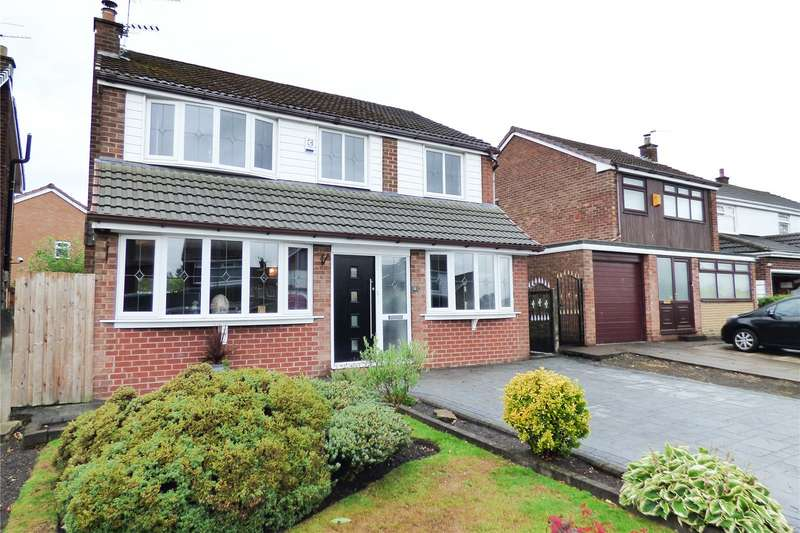 5 Bedrooms Detached House for sale in Exeter Drive, Ashton-under-Lyne, Greater Manchester, OL6