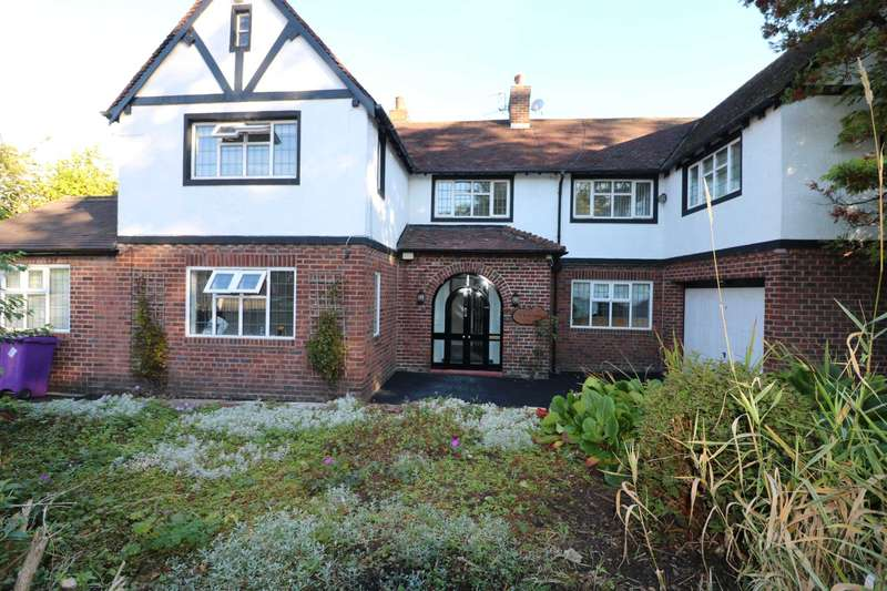 5 Bedrooms Detached House for rent in Acrefield Road, Woolton