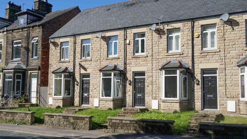 2 Bedrooms Terraced House for sale in 51 Todmorden Road