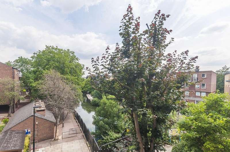 3 Bedrooms Flat for sale in Wharncliffe Gardens, NW8