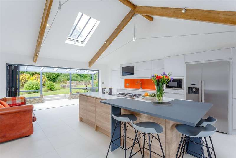 4 Bedrooms Detached House for sale in Luppitt, Honiton, Devon