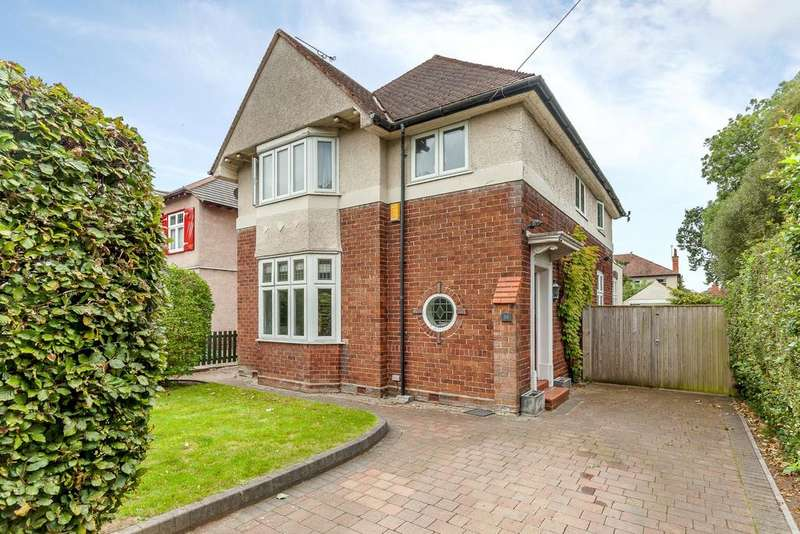 4 Bedrooms Detached House for sale in Curzon Park, Chester, Cheshire