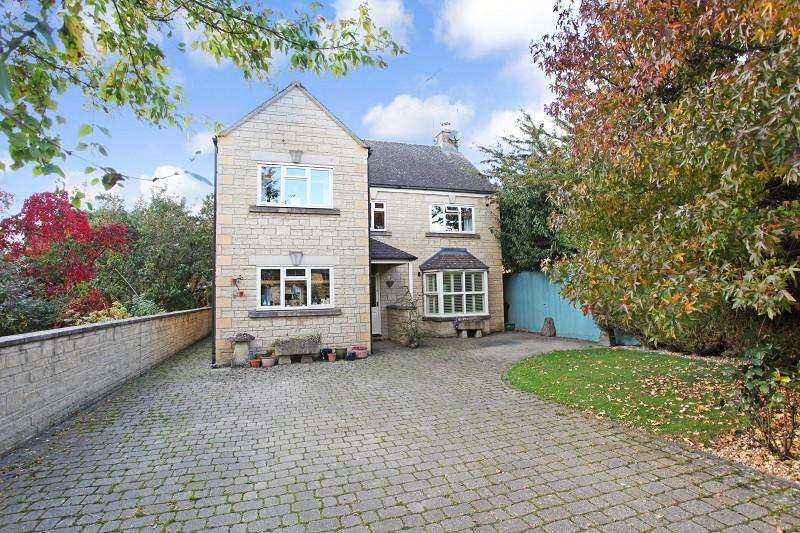 4 Bedrooms Detached House for sale in Lansdowne , Bourton-on-the-Water, Cheltenham, Gloucestershire. GL54 2AR