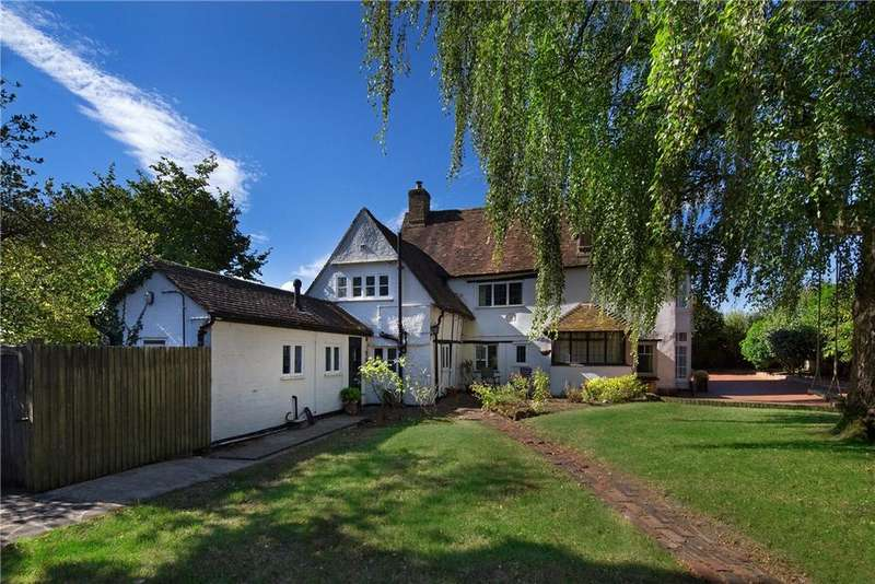 4 Bedrooms Detached House for sale in Long Crendon, Buckinghamshire, HP18
