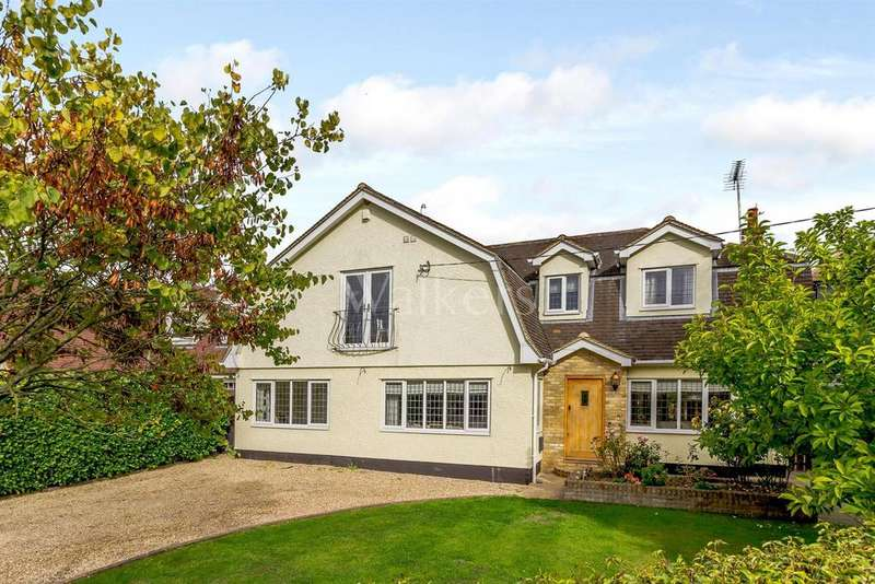 4 Bedrooms Detached House for sale in Swan Lane, Kelvedon Hatch, Brentwood