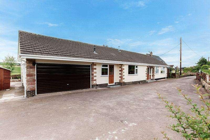 2 Bedrooms Detached Bungalow for sale in Peel Lane, Astbury