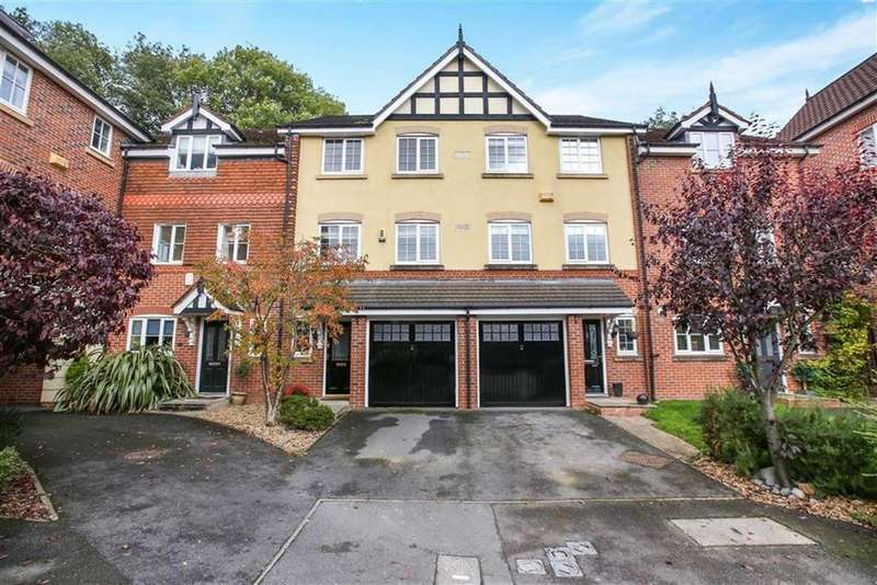 3 Bedrooms Town House for sale in Finsbury Way, Handforth