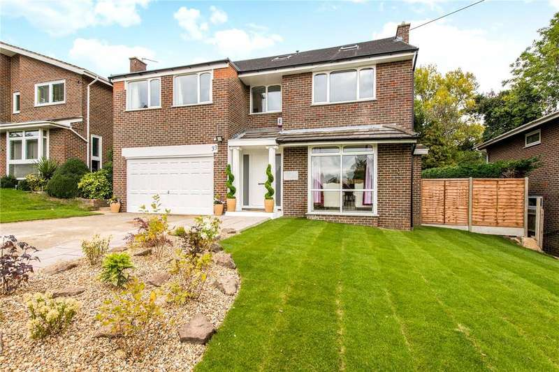 6 Bedrooms Detached House for sale in Green Lane, Oxhey, Watford, Hertfordshire, WD19