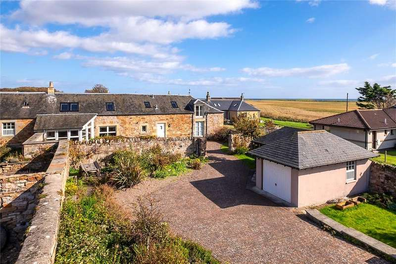 3 Bedrooms Unique Property for sale in Bright Wings, Wadeslea, Elie, Fife, KY9