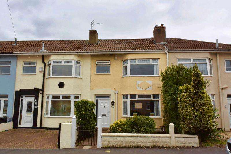 3 Bedrooms Terraced House for sale in Whiteway Road, St George, Bristol, BS5 7RP