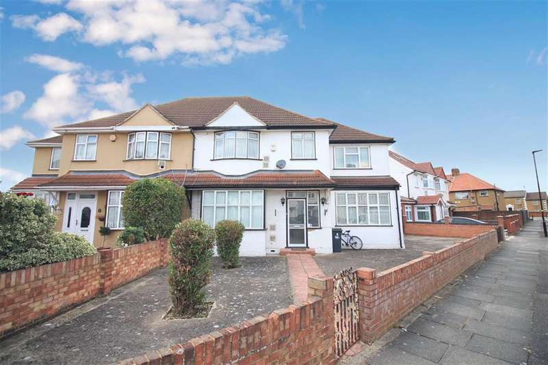 5 Bedrooms Semi Detached House for sale in Munster Avenue, Hounslow, TW4