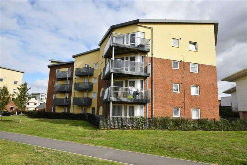 2 Bedrooms Apartment Flat for sale in Longhorn Avenue, Gloucester