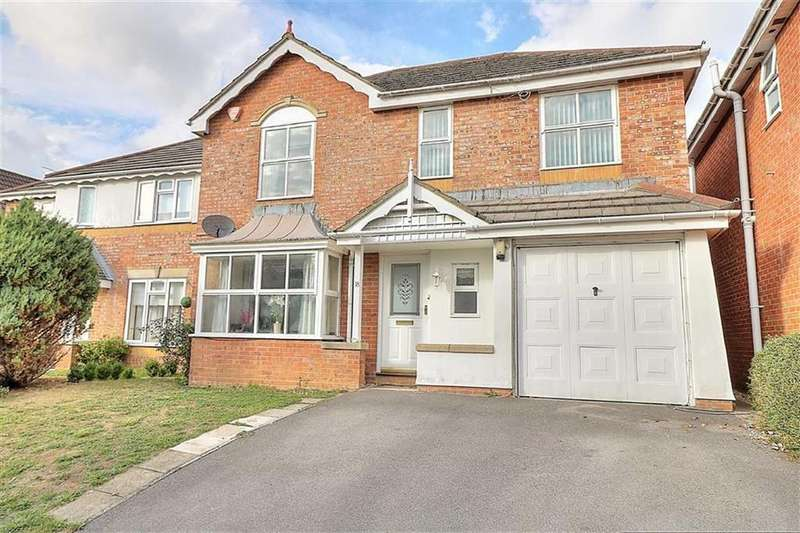 5 Bedrooms Detached House for sale in Wood End Way, Knightwood Park, Chandlers Ford, Hampshire