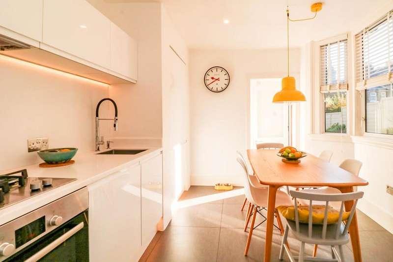 1 Bedroom Flat for sale in Berners Road, London, N22