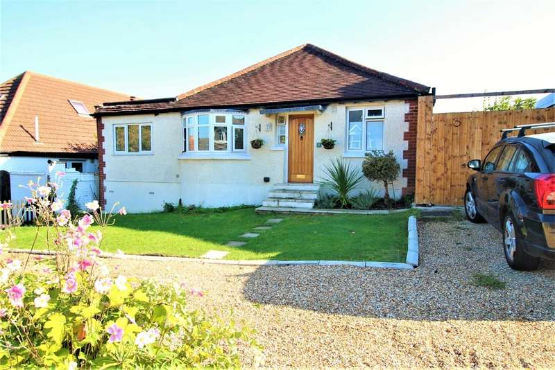 5 Bedrooms Detached Bungalow for sale in Apsley, Hemel Hempstead