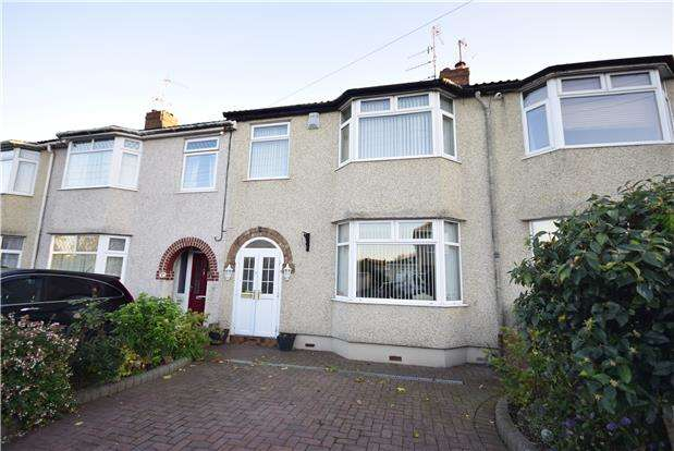3 Bedrooms Terraced House for sale in Champion Road, Kingswood, BRISTOL, BS15 4SU