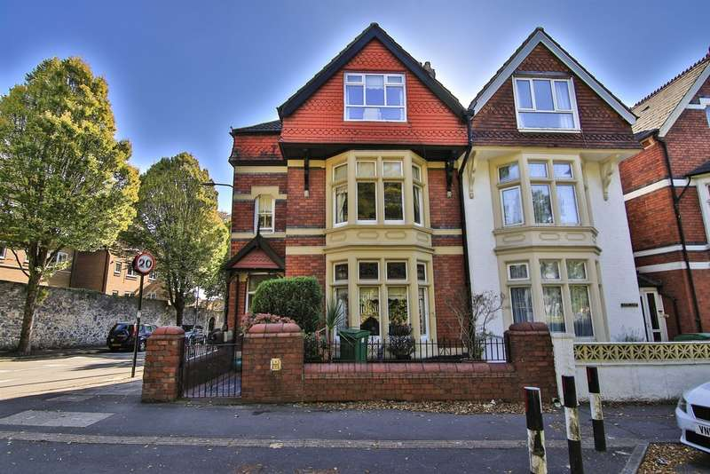 4 Bedrooms End Of Terrace House for sale in Pencisely Road, Llandaff, Cardiff