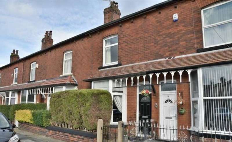 2 Bedrooms Terraced House for sale in Rushton Road, Bolton, BL1
