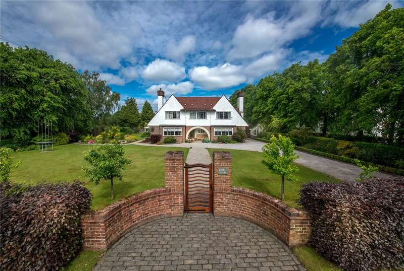 5 Bedrooms Detached House for sale in Roman Court, Boclair Road, Bearsden, Glasgow