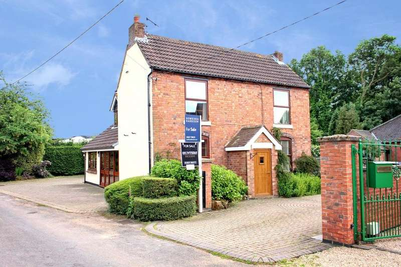 4 Bedrooms Detached House for sale in Baxterley, Warwickshire, CV9