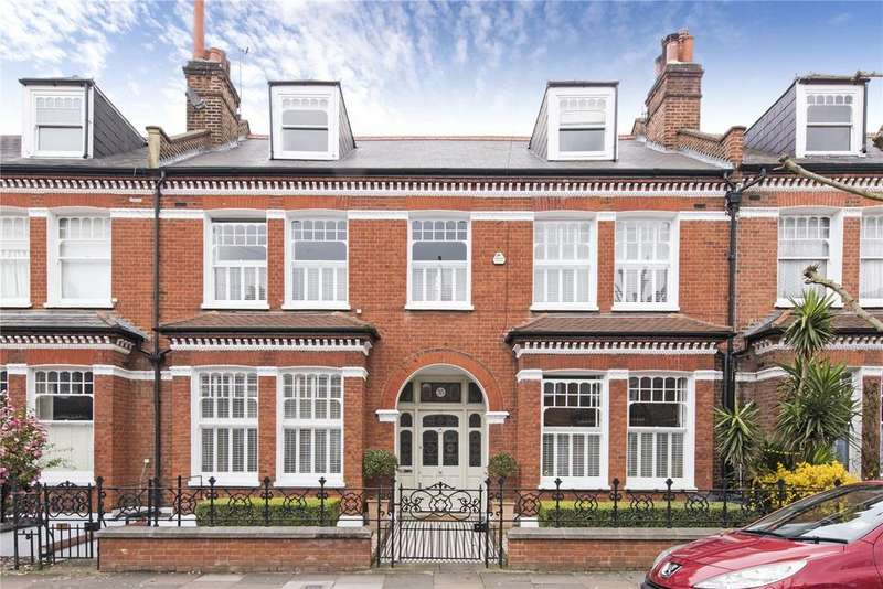7 Bedrooms Terraced House for sale in Manville Road, Heaver Estate, London, SW17