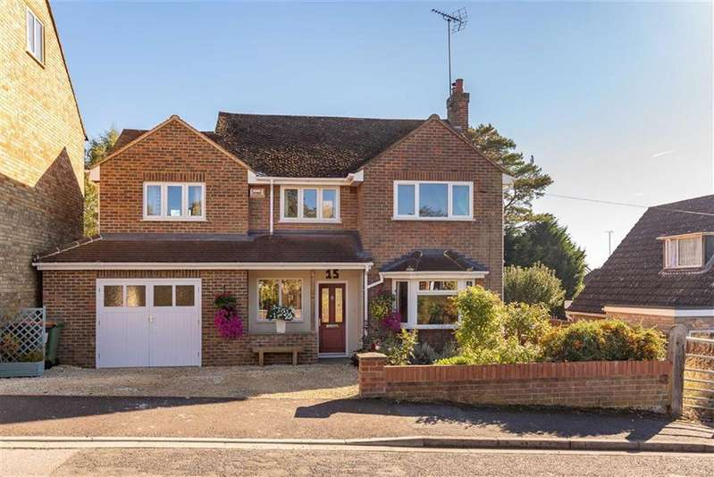 4 Bedrooms Detached House for sale in Greenhill, Leighton Buzzard