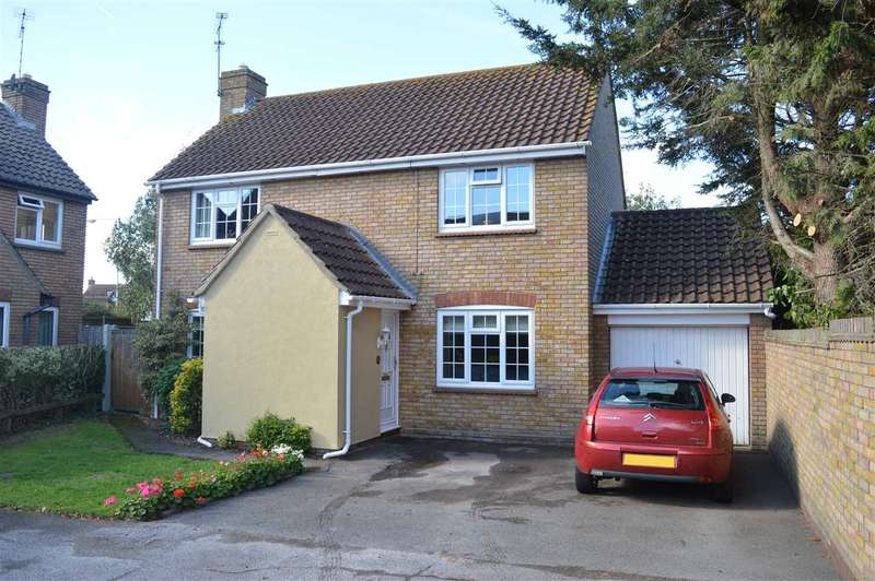 4 Bedrooms Detached House for sale in Palmers Croft, Chelmer Village, Chelmsford
