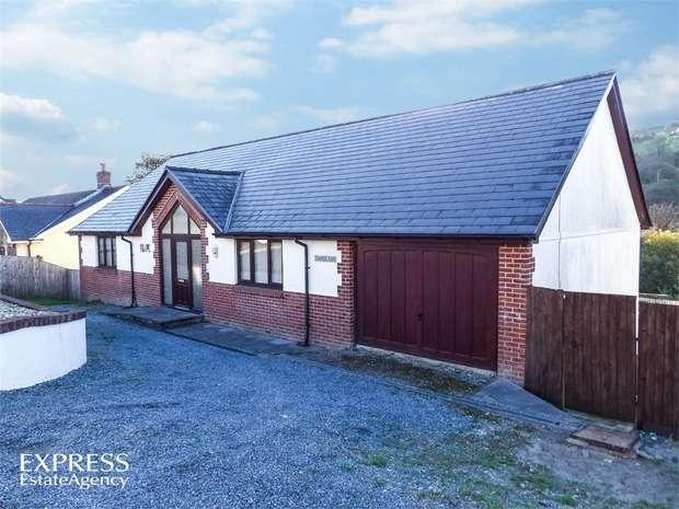 4 Bedrooms Detached House for sale in Golwg Yr Ogof, Pencader, Carmarthenshire