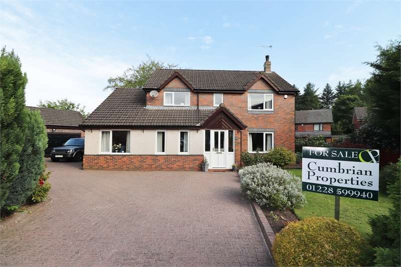 4 Bedrooms Detached House for sale in CA8 1RZ Townfoot Park, Brampton, Cumbria