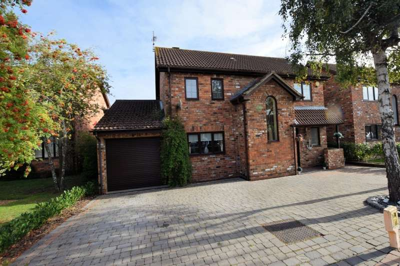 4 Bedrooms Detached House for sale in Sibley Park Road, Earley, Reading, RG6