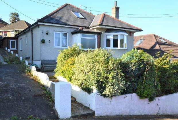 4 Bedrooms Detached Bungalow for sale in Valley View Road, Plymouth, Devon