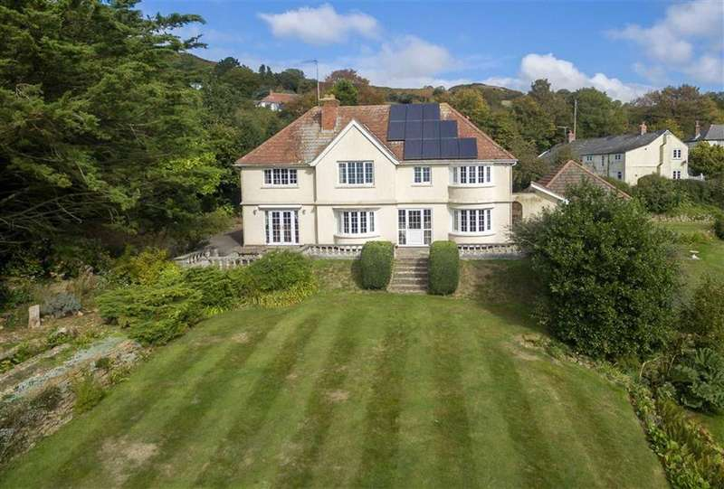 4 Bedrooms Detached House for sale in Shedbush Lane, Morcombelake, Dorset, DT6