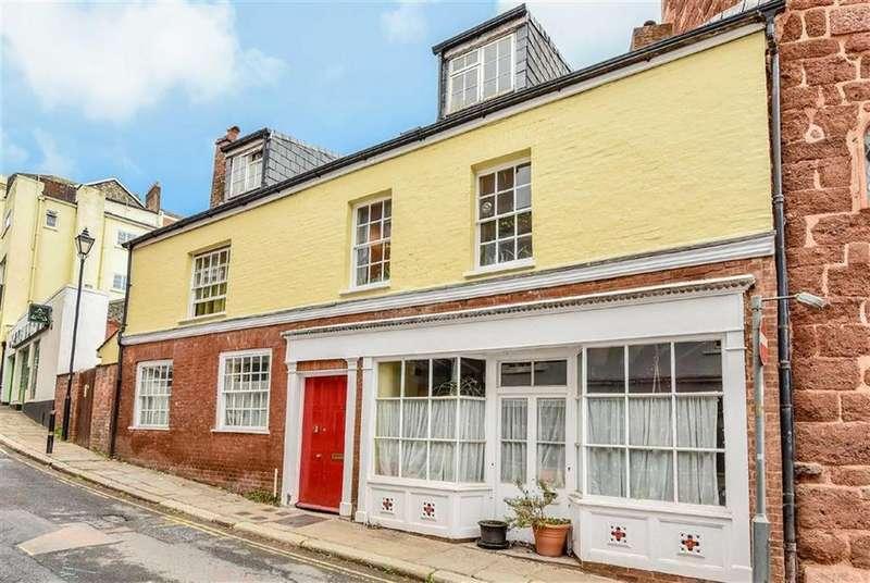 3 Bedrooms Semi Detached House for sale in West Street, Exeter, Devon, EX1