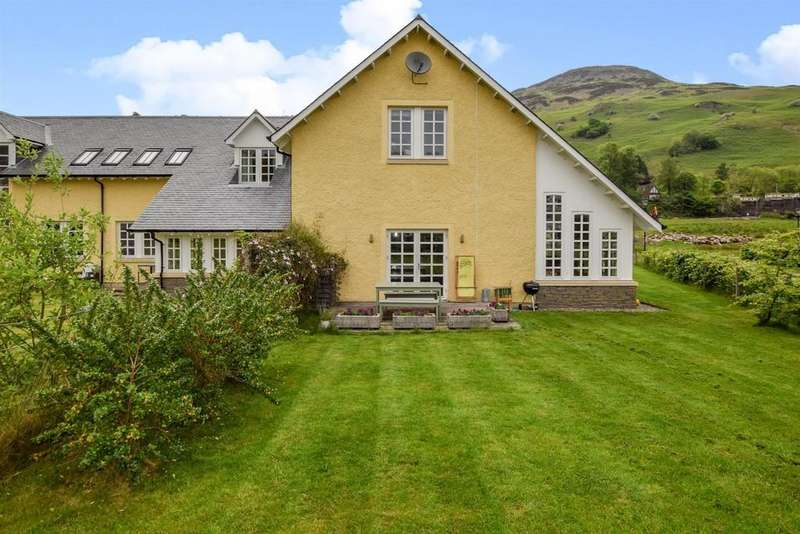 5 Bedrooms Semi Detached House for sale in Dundurn Walk, St Fillans, Crieff