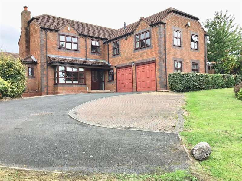 5 Bedrooms House for sale in Kingfisher Way, Apley, Telford
