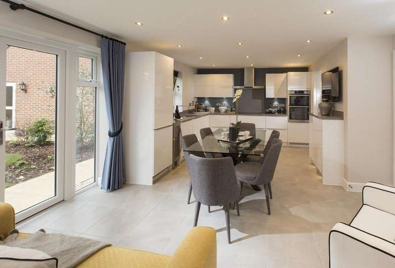 5 Bedrooms Detached House for sale in Doseley, Telford