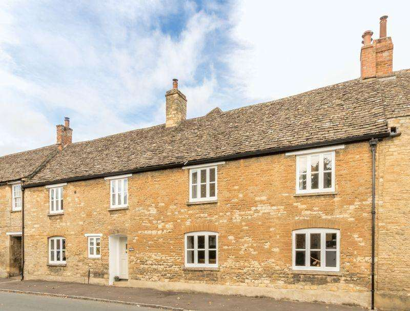 5 Bedrooms Terraced House for sale in High Street, Bampton