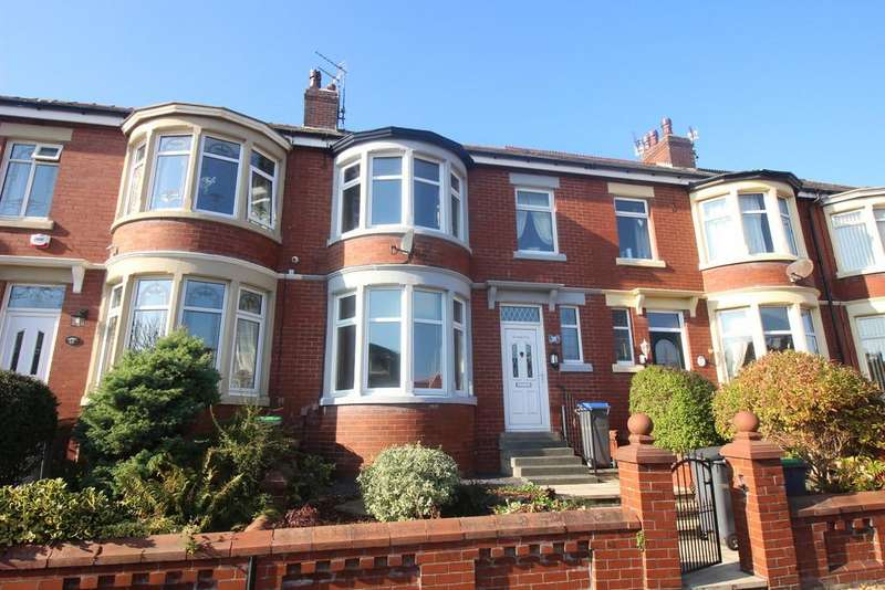 4 Bedrooms Terraced House for sale in Westminster Road, Blackpool