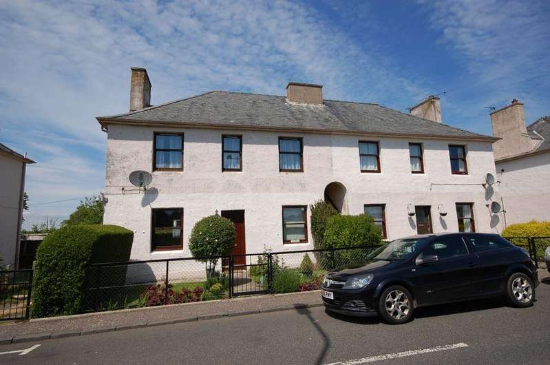 2 Bedrooms Flat for sale in 12 King's Road, Tranent, EH33 2EJ