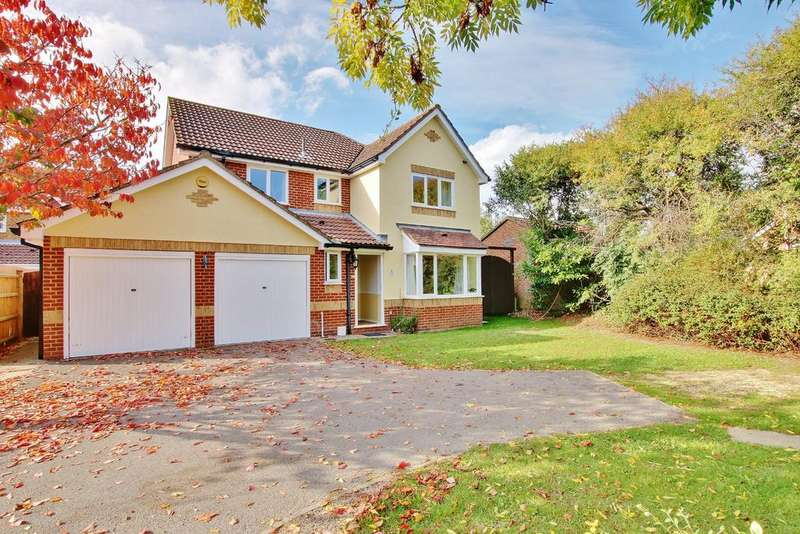 4 Bedrooms Detached House for sale in ROWNHAMS