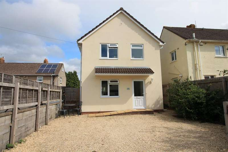 3 Bedrooms Detached House for sale in Henley Park, Yatton, North Somerset, BS49 4JJ