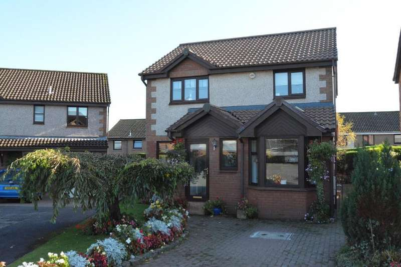 3 Bedrooms Detached House for sale in Afton Drive, Head of Muir, Falkirk, FK6 5PD