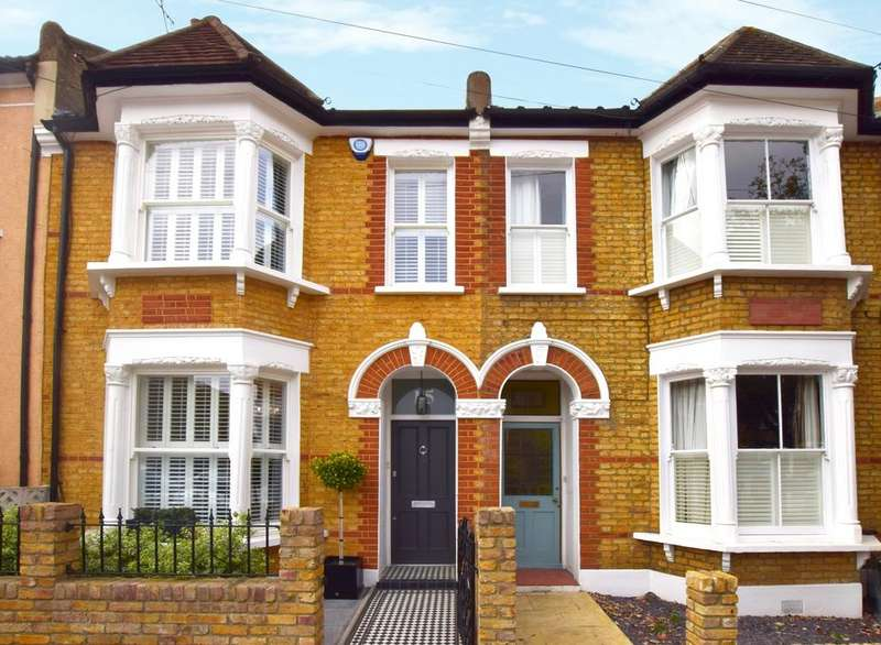 4 Bedrooms Terraced House for sale in Halstow Road Greenwich SE10