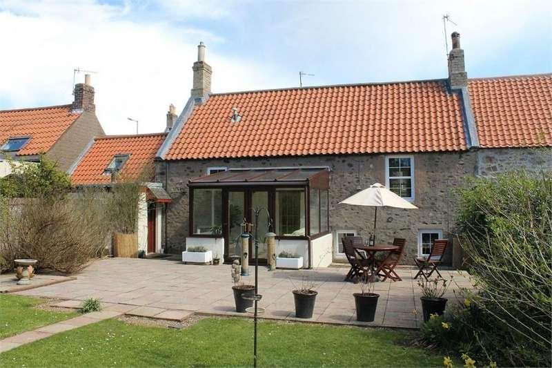 4 Bedrooms Terraced House for sale in Wayside, Bridge Street, Coldingham, Berwickshire, Scottish Borders