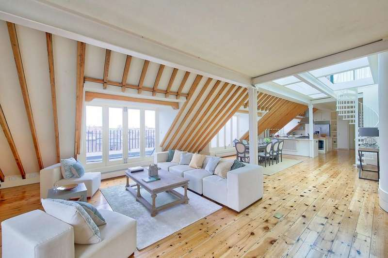 3 Bedrooms Apartment Flat for sale in The Penthouse Observatory, 8 Brandon House