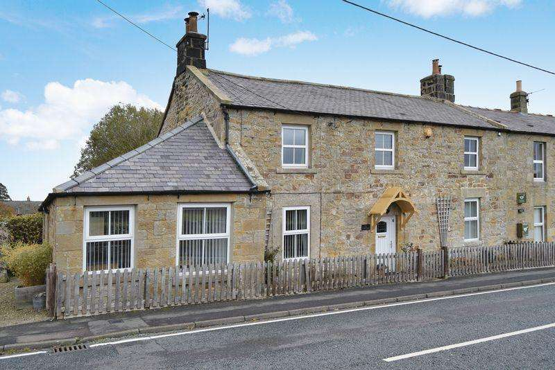 4 Bedrooms Semi Detached House for sale in West Woodburn